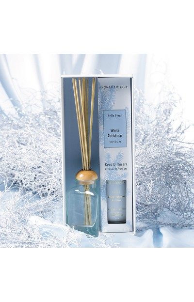 Image of Reed Diffuser Gift Set, White Christmas