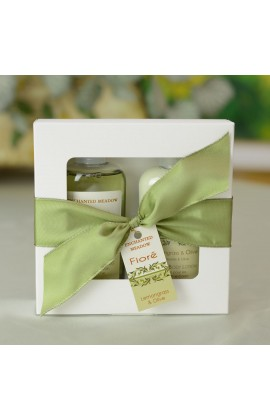 Image of Gift Set of 2, Lemongrass & Olive