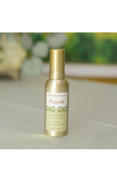 Image of Home Fragrance Mist 100 ml / 3.3 fl oz, Lemongrass & Olive