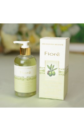 Image of Bath & Shower Gel 250 ml / 8.4 fl oz, Lemongrass & Olive
