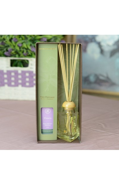Image of Reed Diffuser Gift Set, Wisteria