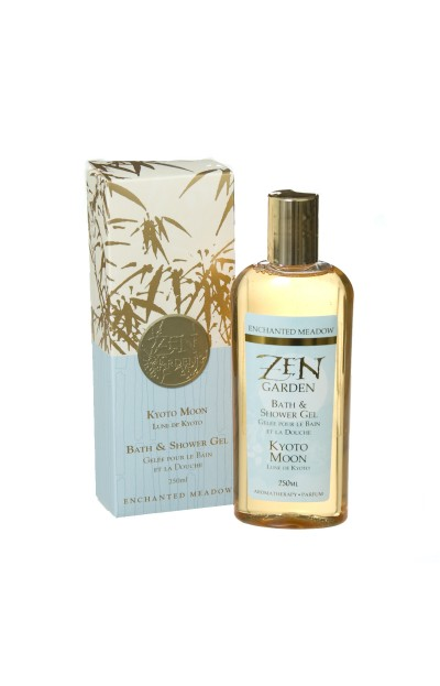 Image of Bath & Shower Gel 250 ml / 8.4 fl oz, Kyoto Moon