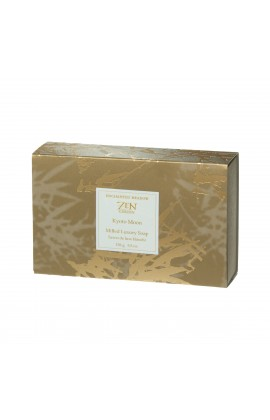 Image of Milled Luxury Soap in Box 156 g / 5.5 oz, Kyoto Moon
