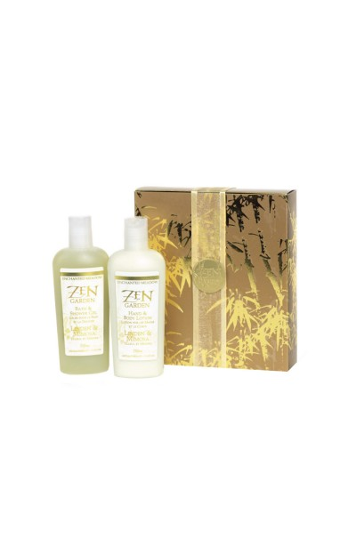 Gift Set of 2, Linden & Mimosa