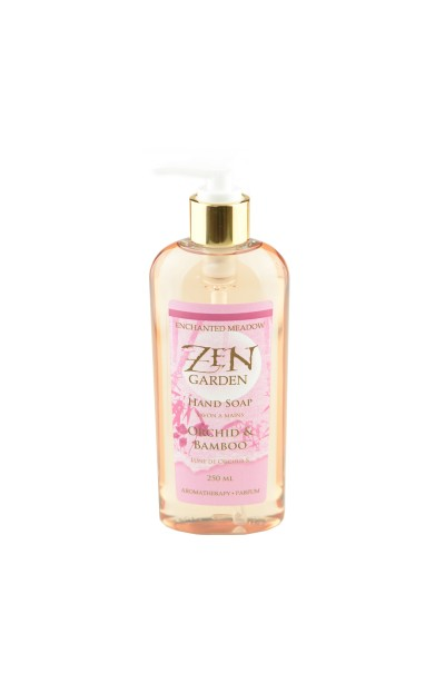 Image of Hand Soap, Orchid & Bamboo - 250 ml