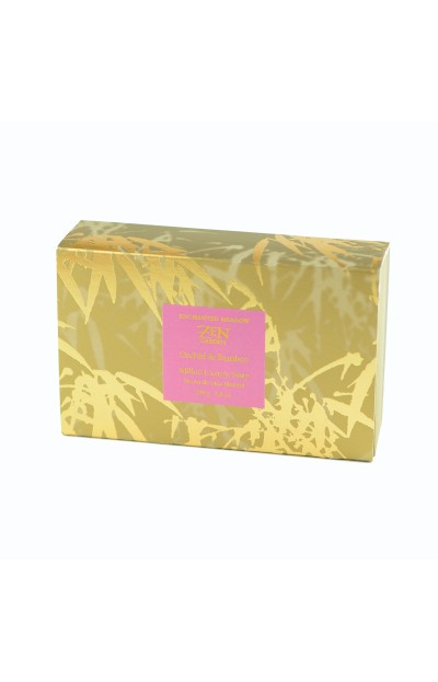 Image of Milled Luxury Soap, Orchid & Bamboo - 156 g