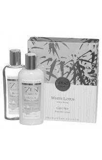 White Lotus, Luxury Gift Set of 2