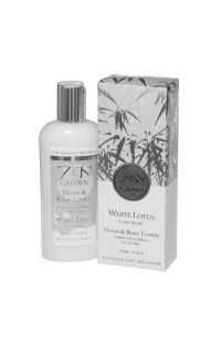 Hand & Body Lotion, White Lotus  250 ml/8.4 fl oz