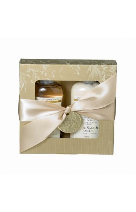 Image of Gift Set of 2, White Sage & Camelia