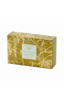 Milled Luxury Soap in Box, White Sage & Camelia - 156 g