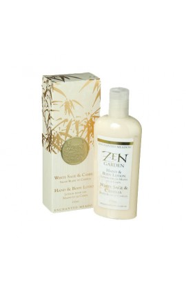Hand & Body Lotion, White Sage & Camelia - 250ml