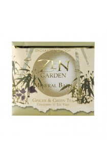 Mineral Bath Salts in Envelope, Ginger & Green Tea