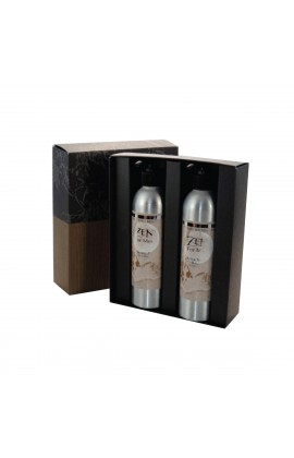 2 pc Shaving Gift Set, Chai