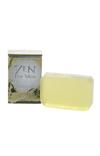 Glycerine Soap in Wrap, Cypress Yuzu - 130 g