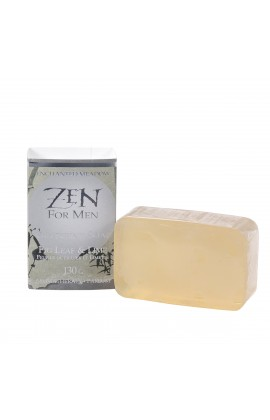 Glycerine Soap in Wrap, Fig Leaf & Lime - 130g
