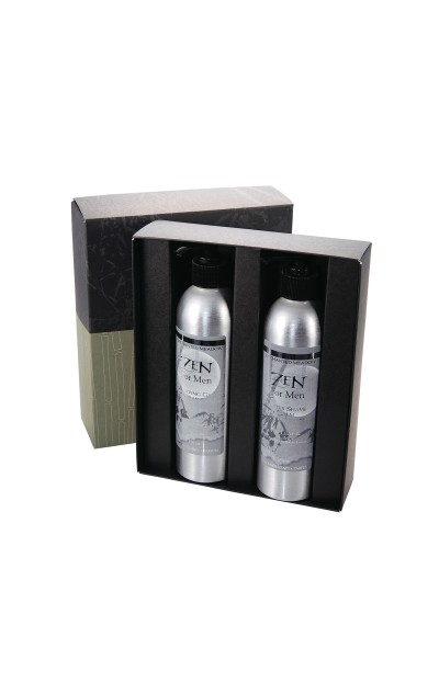 2 pc Shaving Gift Set, Fig Leaf & Lime